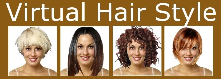 Virtual Hair Style